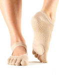 ToeSox Full Toe Plie in Nude