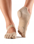 ToeSox With Toe Prima Bellarina in Nude