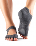 ToeSox Half Toe Prima Bellarina Dance Sock in Sultry