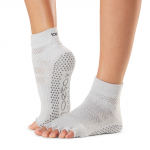ToeSox Half Toe Ankle Grip Socks in Ciao