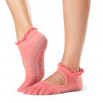 ToeSox Full Toe Bella Grip Socks in Hymn