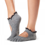 ToeSox Full Toe Bella Grip Socks in Melody