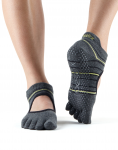 ToeSox Full Toe Bellarina in Amped