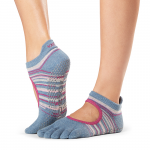 ToeSox Full Toe Bellarina Grip Socks in Gypsy