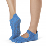 ToeSox Full Toe Bellarina in Lapis