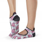 ToeSox Full Toe Bellarina in Posy