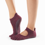 ToeSox Full Toe Bellarina in Vixen