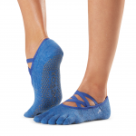 ToeSox Full Toe Elle in Azure