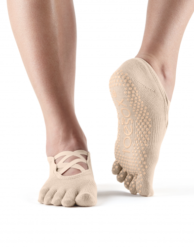 ToeSox Full Toe Elle in Ballet Nude
