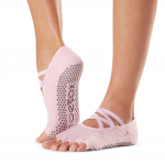 ToeSox Half Toe Elle in Allure