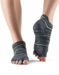 ToeSox Half Toe Low Rise in Amped