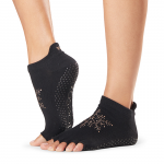 ToeSox Half Toe Low Rise Grip Socks in Dasher