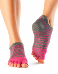 ToeSox Half Toe Low Rise in Tag