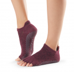 ToeSox Half Toe Low Rise in Vixen