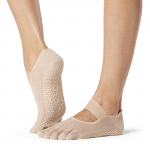 ToeSox Full Toe Mia in Nude