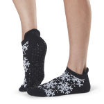 Tavi Noir Savvy Grip Socks in Snowfall