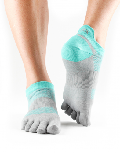 ToeSox Sport Socks Lolo in Ice 4AM