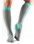 ToeSox Zoe Sport Compression 4AM Ice