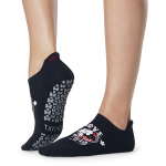 Tavi Noir Savvy Grip Socks in Mickey and Minnie Love