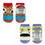 Disney Kids Grip Socks - Toy Story