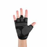 ToeSox Training Grip Gloves in Black