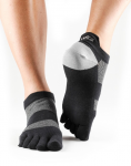 ToeSox Sport Socks Lolo in Black 4AM