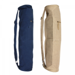 Jute Yoga Mat Bag