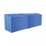 Box of 20 Blue Full Yoga Blocks