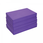 Box of 20 Purple Yoga Blocks