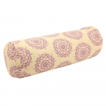 Patterned Buckwheat Yoga Bolster