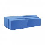 Box of 30 Yoga Blue Bricks