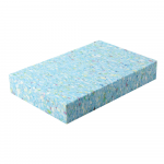CHIP Foam Full Yoga Block (2'')