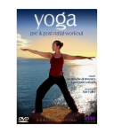 Yoga Pre and Post Natal Workout DVD