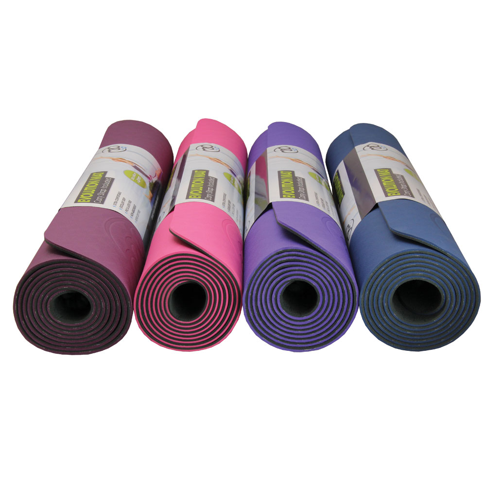 Evolution Eco Yoga Mat Yoga Mats Uk Mad Hq