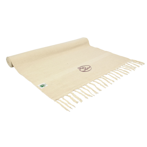 Organic Cotton Yoga Rug