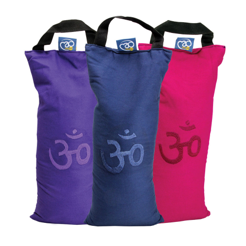 OM Shingle Yoga 'Sand' Bag