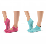 Bellarina & Low Rise ToeSox Bundle - Small
