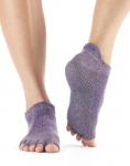 ToeSox Half Toe Low Rise in Opal