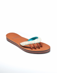 Ladies Diva Sandal in Pearl