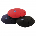 Pleated Round Zafu Meditation Cushion