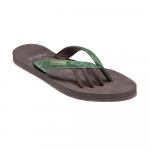 Zuma Ladies Sandal in Forest Green
