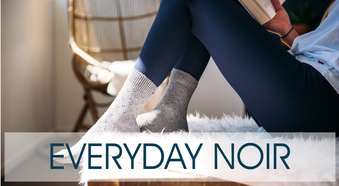 Everyday fashion socks by Tavi Noir