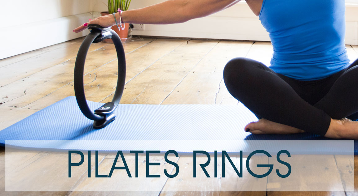Pilates Rings and Magic Circle