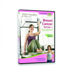 Pilates for Breast Cancer Rehab on Equipment DVD