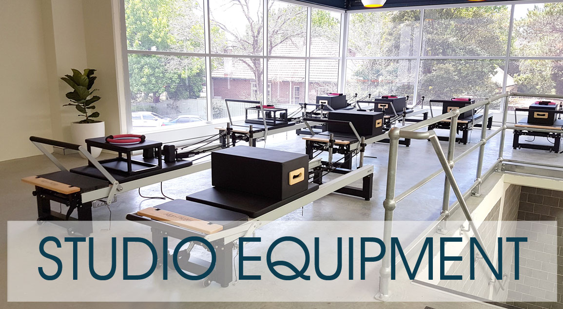 Align-Pilates Studio Equipment