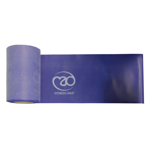 Workout Bands That Don T Roll: 15m Medium Resistance Band Roll