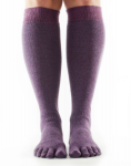ToeSox Casual Knee High in Dusk