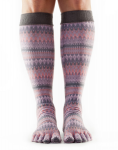 ToeSox Casual Knee High in Siren