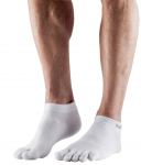 ToeSox Ultralight Ankle in White
