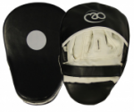 Curved Synthetic Leather Focus Pads